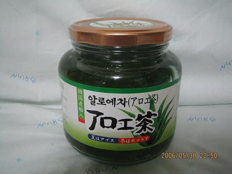 [2]が投稿したオリオンジャコー株式会社 韓国直輸入アロエ茶(アロエ加工品)の写真