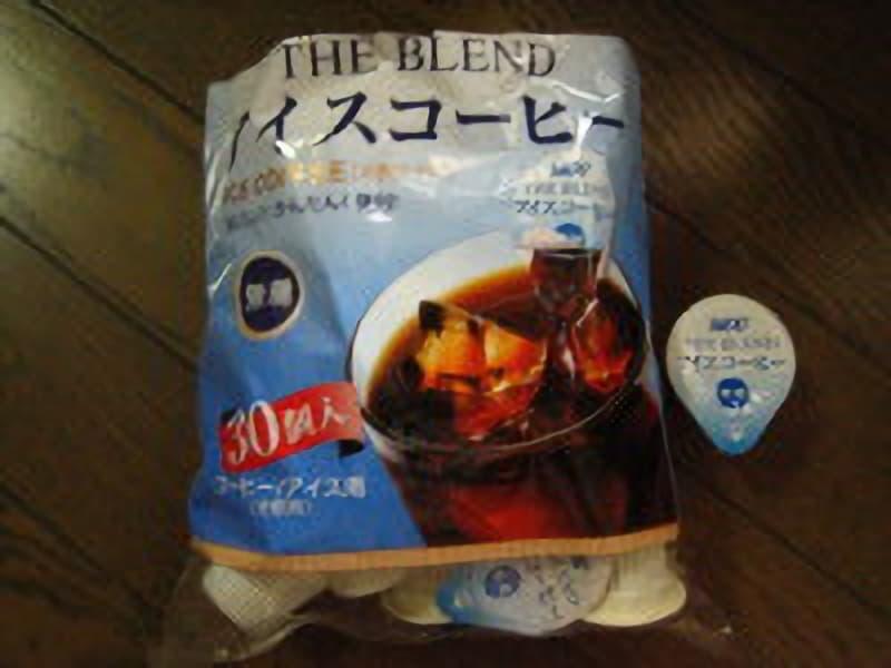 [2]が投稿したUCC上島珈琲 THE BLEND アイスコーヒー(無糖)の写真