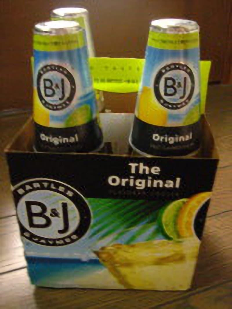 [2]が投稿したBARTLES&JAYMES(バートルズ&ジェームス) B&Jオリジナル(フルーツフレーバークーラー)の写真