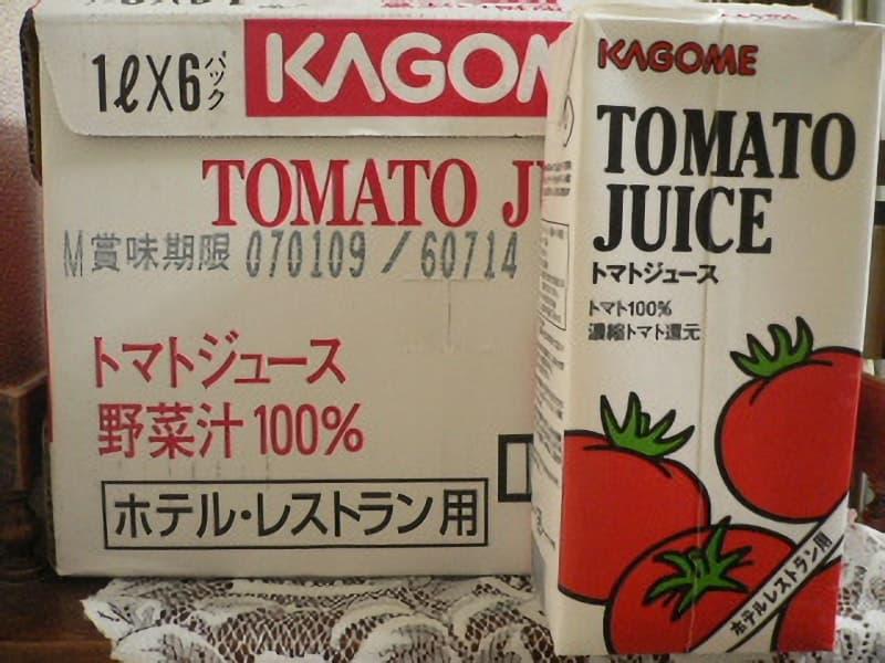 [2]が投稿したカゴメ トマトジュースホテルレストラン用の写真