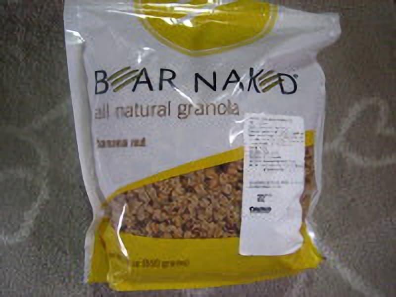 [2]が投稿したBEAR NAKED ベアネイクドバナナナッツ(グラノーラバナナナッツ)の写真