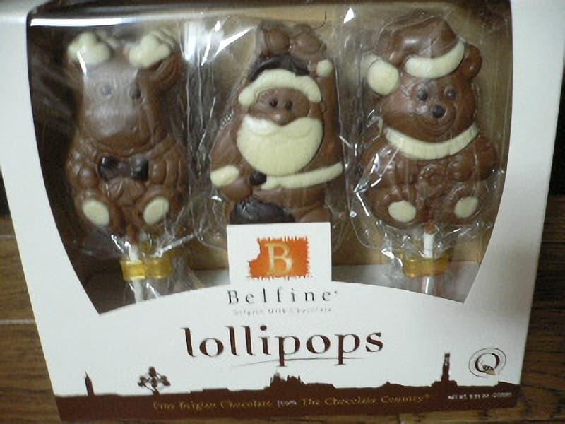 [2]が投稿したBelfine Belfineロリポップスチョコレートの写真