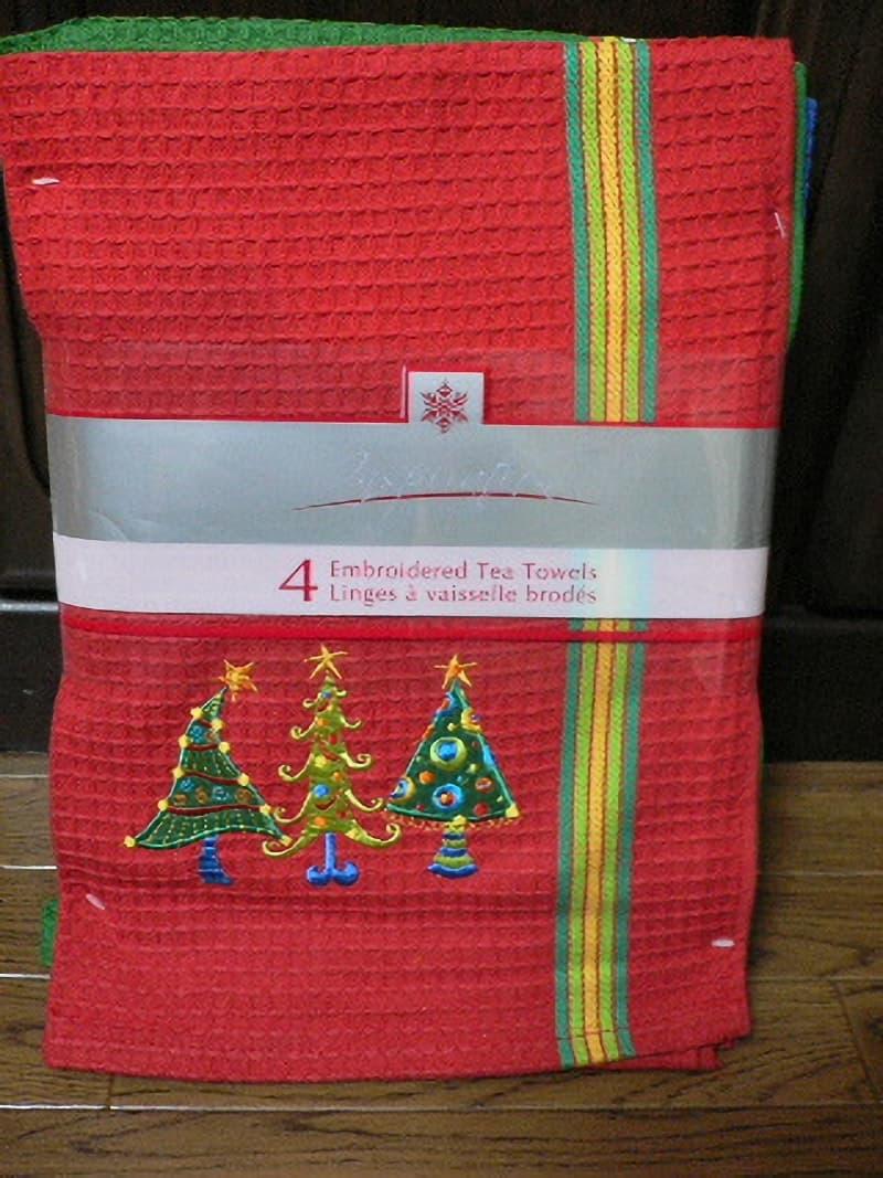[2]が投稿したクリスマスティータオル4Pの写真