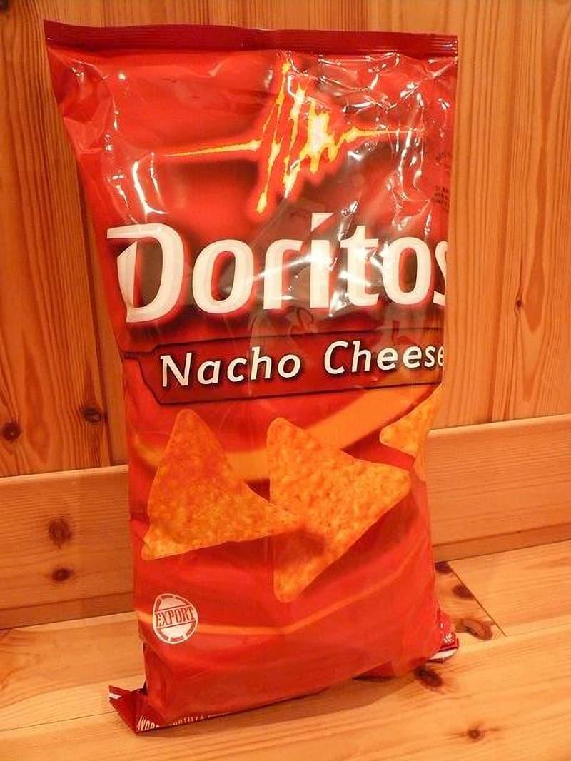 [2]が投稿したフリトレー ドリトス(Doritos) ナチョチーズ味の写真