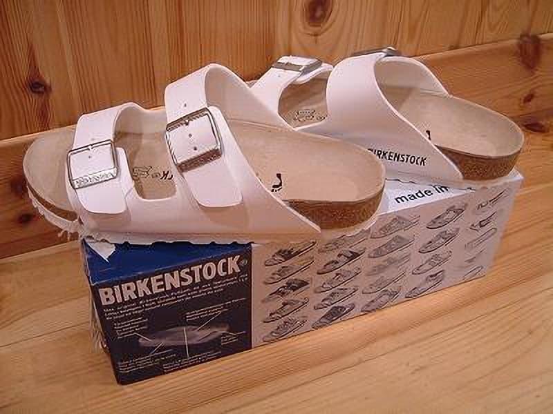 [8]が投稿したBIRKENSTOK(ビルケンシュトック) アリゾナ サンダルの写真
