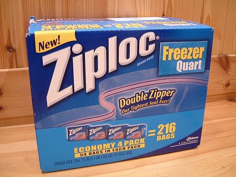 [6]が投稿したジップロック(Ziploc) フリーザークオートの写真