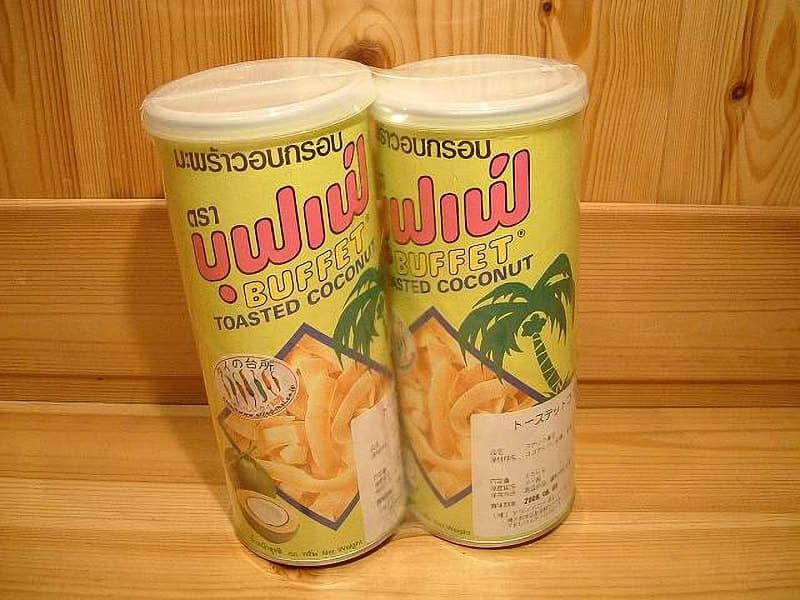 [2]が投稿したBUFFET TOASTED COCONUT(トーステッド ココナッツ)の写真