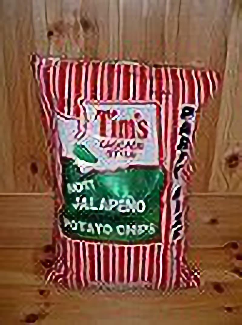 [3]が投稿したTims(ティムズ) ハラペーニョポテトチップスの写真