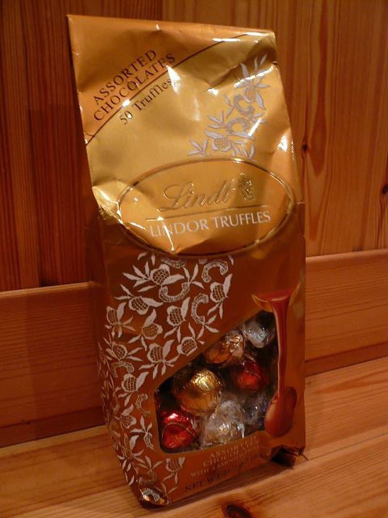 [27]が投稿したリンツ&シュプルングリー リンツ アソートチョコレートの写真