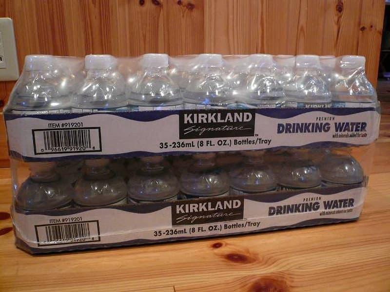 [2]が投稿したカークランド ドリンキングウォーター 236mlの写真