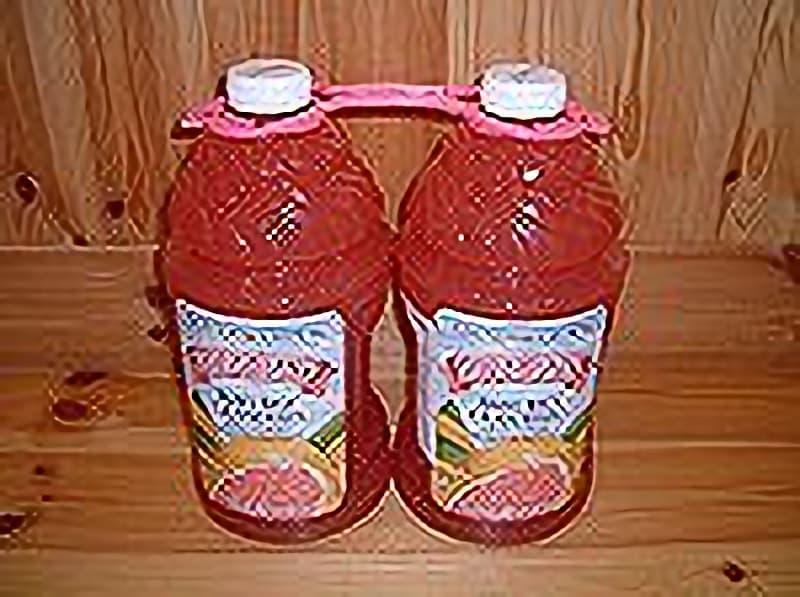 [6]が投稿したCLIFFSTAR(クリフスター) GOLDEN CROWN ルビーレッドグレープフルーツジュースの写真