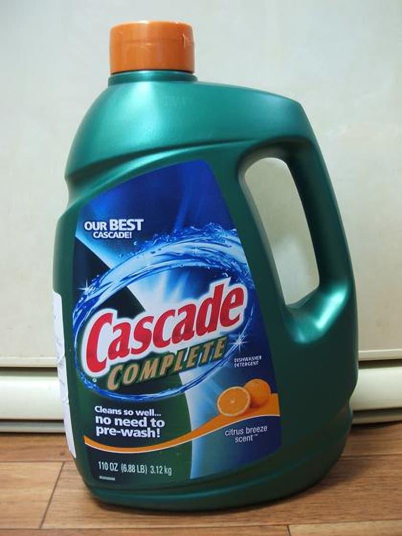 [2]が投稿したP&G カスケード コンプリート ジェル 食洗機用洗剤の写真