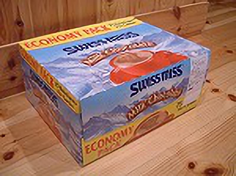 [15]が投稿したSWISS MISS スイスミス ミルクチョコレートココアの写真