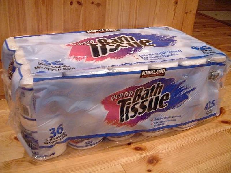 [35]が投稿したカークランド Bath Tissue トイレットペーパー ダブルの写真