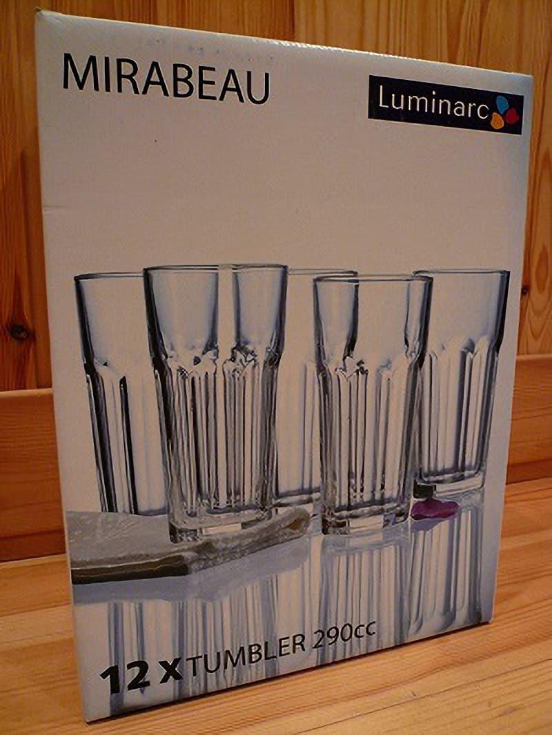 [2]が投稿したLuminarc(ルミナルク) MIRABERAU タンブラーセットの写真