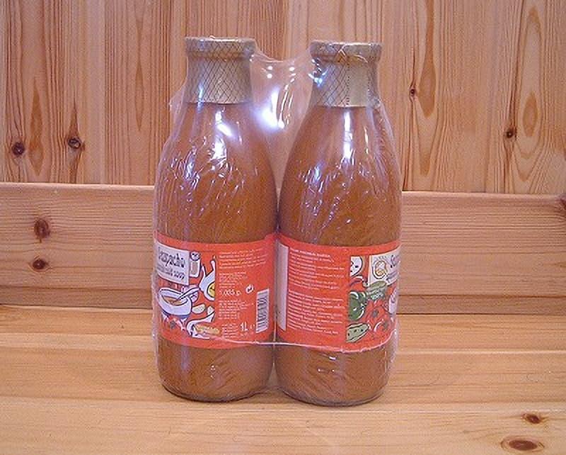[2]が投稿したCOSTADOR ガスパチョ 冷製トマトスープの写真