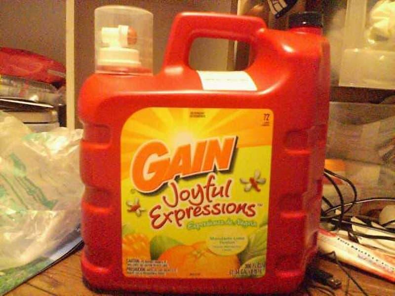 [2]が投稿したP&G GAIN ゲイン マンダリンライムフュージョン液体洗剤 8.87L 72回分の写真
