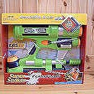 Hasbro スーパーソーカー フラッシュフラッド 水鉄砲