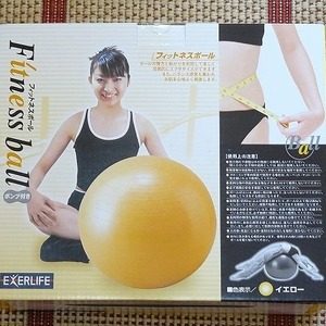 Exerlife Fitness ball (フィットネスボール)