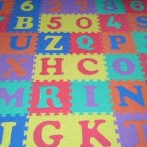 Soft-Link ABCフォームマットパズル