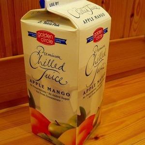 ゴールデンサークル アップルマンゴジュース