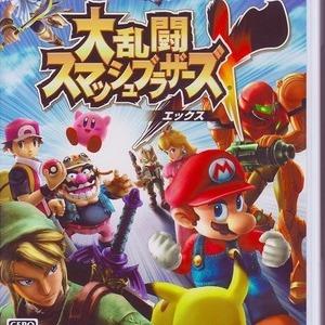 NINTENDO(任天堂) Wii 大乱闘スマッシュブラザーズX