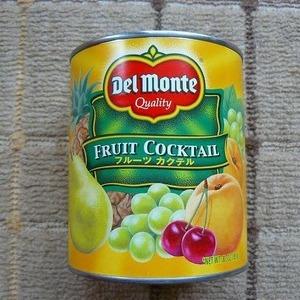 Del monte(デルモンテ) デルモンテ フルーツカクテル シロップ漬け
