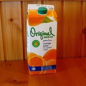 ゴールデンサークル プレミアムオレンジジュース