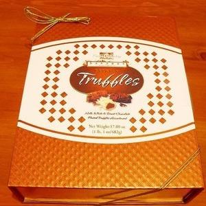 GAVARNY フレークトリュフチョコレート