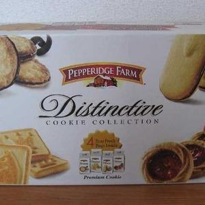ぺパリッジファーム プレミアムクッキー 4種の詰め合わせ