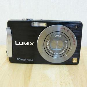 パナソニック LUMIX DMC-FX500
