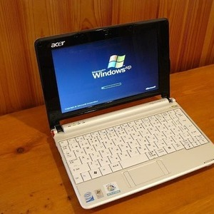 Acer(エイサー) ASPIRE ONE  AOA150-B(W)