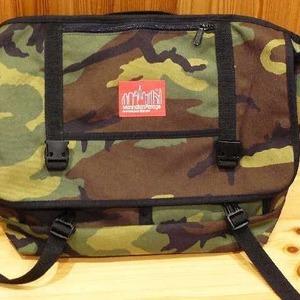 マンハッタンポーテージ ニューヨークメッセンジャーバッグ(LG) 1607 CAM (ManhattanPortage Newyork Messenger Bag)
