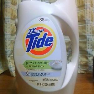 Tideピュアエッセンシャル液体洗濯洗剤5.02L