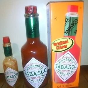 McIlhenny Company TABASCO タバスコペッパーソース