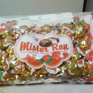 Solidarnosc ソリダルノ 【Mister Ron】 ストロベリーフィリングチョコレート