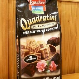 ローカー クアドラティーニ ダークチョコレート