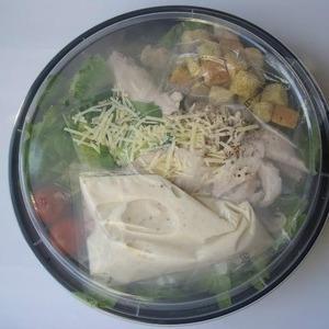 フードコート チキンシーザーサラダ