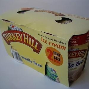 TURKEY HILL(ターキーヒル) アイスクリーム バニラビーン