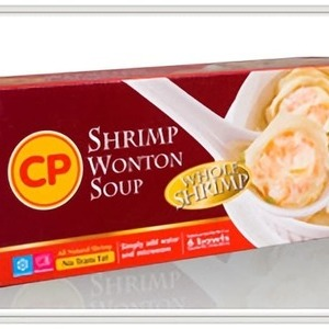 CP シュリンプ ワンタン スープ (Shrimp Wonton Soup)