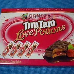 アーノッツ ティムタム (ARNOTT'S TimTam) ダブルチョコレート&ラズベリー バリューセット