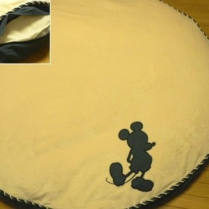 DISNEY ディズニー ラウンド ペット用ベッド