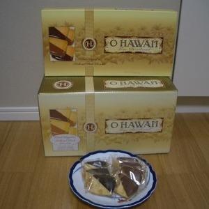 O HAWAII Fine Shortbread