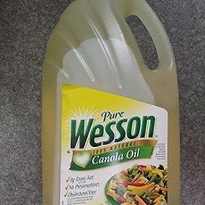 Wesson ピュアキャノーラオイル