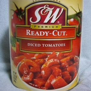 S&W DICED TOMATOES