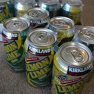 カークランド レモンライムソーダ