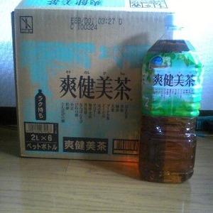 爽健美茶 2リットル 6本
