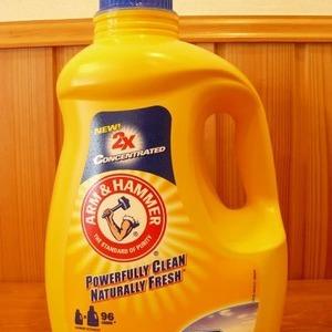 アームアンドハンマー クリーンバースト(A&H Clean Burst) 衣料用濃縮液体洗剤 4.43L
