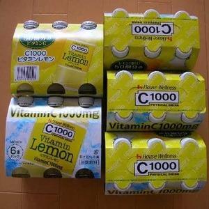 ハウスウェルネスフーズ C1000ビタミンレモン