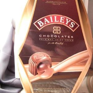 トリノ(TURIN) ベイリーズリキュールチョコレート (BAILEYS CHOCOLATES)